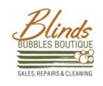 Blinds Bubbles Boutique