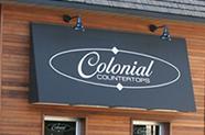 Colonial Counterops