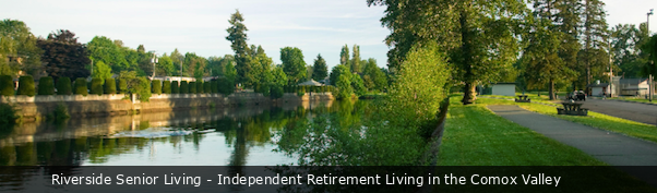 Riverside Senior Living Independent Retirement Living in the Comox Valley