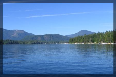 The Maples at Sproat Lake vacation Homes
