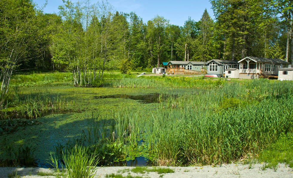 holiday cottages vancouver island