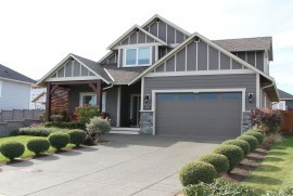 The Ridge Courtenay custom homes