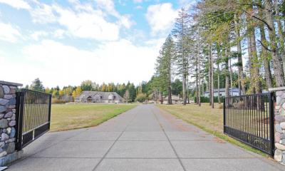 Comox Valley estate for sale