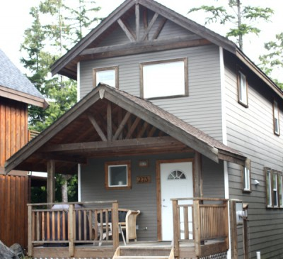 Reef Point Cottage for Sale Ucluelet