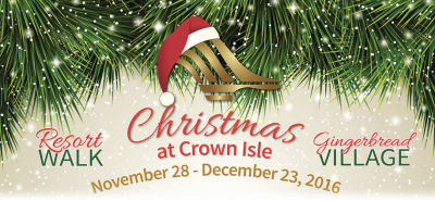 Christmas at Crown Isle