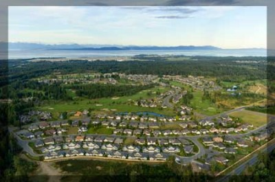Crown Isle golf course homes and lots