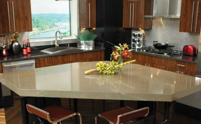 Colonial Countertops in Courtenay is Your Resource for Laminate, Quartz and Solid Surface Countertops