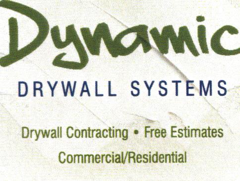 Dynamic Drywall