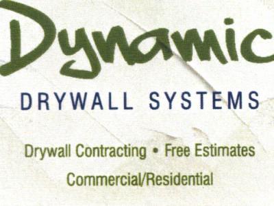 Dynamic Drywalll Comox Valley