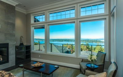 Patio homes at The Gales enjoy spectacular ocean and mountain views