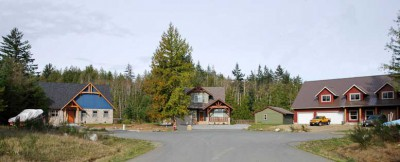 Gatehouse Place lot for sale Courtenay