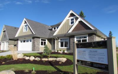 Crown Isle Homes custome fairway home