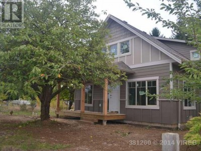 Beautiful new heritage-style duplex in Courtenay on Vancouver Island