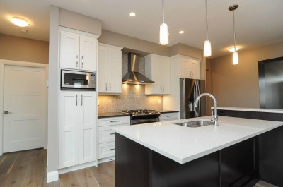 Luxury Patio Homes in The Grove, part of the Crown Isle Community on Vancouver Island