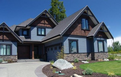 A Custom Built Home by Homes by Crown Isle in Courtenay on Vancouver Island