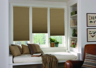Engery saving shades from Budget Blinds on Vancouver Island