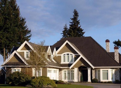 A home in the Crown Isle resort and golf community in Courtenay on Vancouver Island