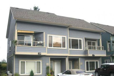 Live work condos Courtenay