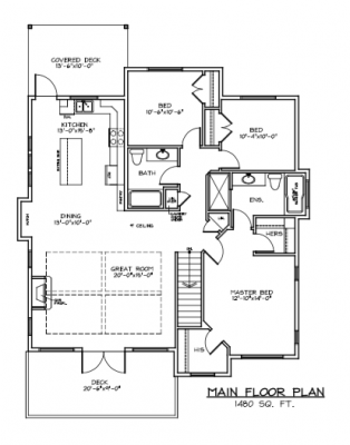 Homes by Crown Isle floorplan