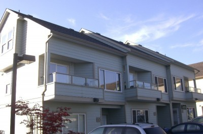 Live work condos for sale, Courtenay