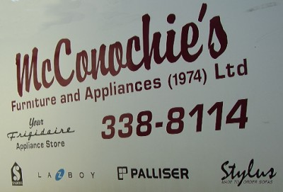 McConochie's Furniture and Appliances