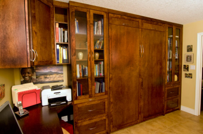 Vancouver Island Murphy Bed