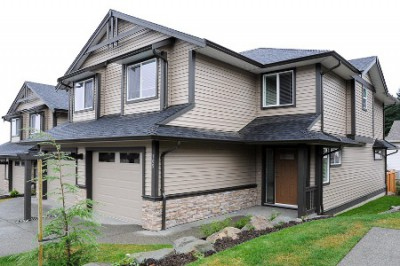 Comox Valley townhomes