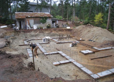 Nutmeg Homes ICF construction