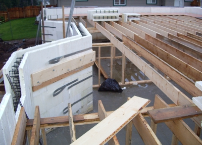 Green home builder Comox