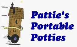 Patties Portabel Potties portable outhouses