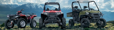 Polaris ATV Vancouver Island Ranger RZR Utility Vehicles