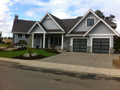 Crown Isle show home at 1184 Crown Isle Drive in Courtenay
