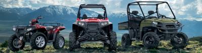 Polaris ATV Vancouver Island