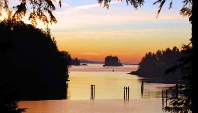 Reef Point Vacation Cottages Ucluelet