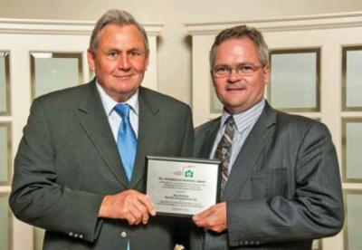 CHBA CARE Awards 2012