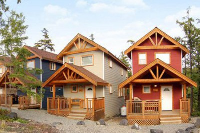 Reef Point Vacataion Cottages, Ucluelet