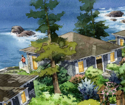 Sooke Point Oceanfront Homes & Residential Lots on Vancouver Island