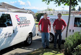 Sound Security installations