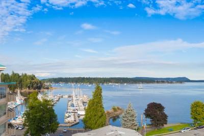 Nanaimo Ocean View condos