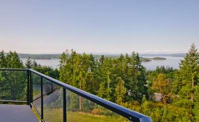 Oceanview homes at the Gales in Ladysmith