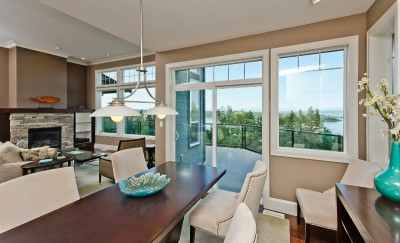 Ocean view patio homes at The Gales
