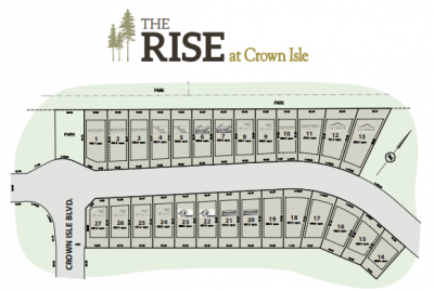 The Rise at Crown isle