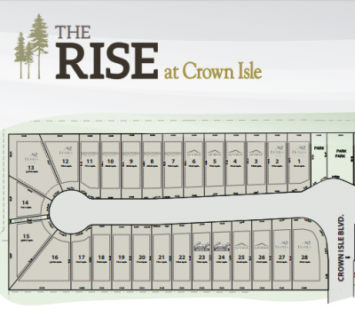 The Rise Phase II at Crown Isle