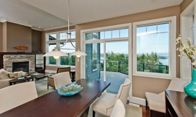 Vancouver Island ocean view luxury condo