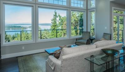 Luxury ocean view homes