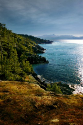 Waterfront lots for sale Sooke